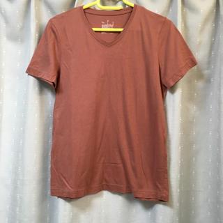 ムジルシリョウヒン(MUJI (無印良品))のVネック Tシャツ muji (Tシャツ(半袖/袖なし))