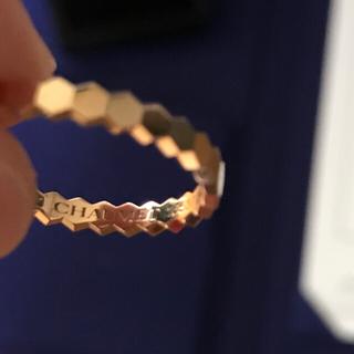 ショーメ(CHAUMET)の未使用 CHAUMETショーメ ビーマイラブ ハニカムリング PG52(リング(指輪))