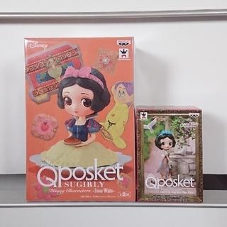 ディズニー(Disney)のキューポスケット Qposket 白雪姫(フィギュア)