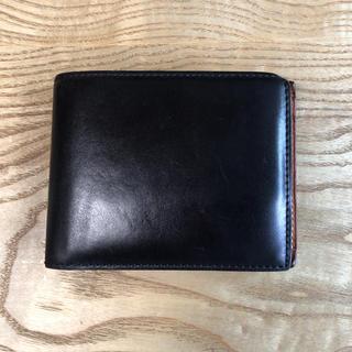 ガンゾ(GANZO)のGANZO コードバン 二つ折り財布(折り財布)