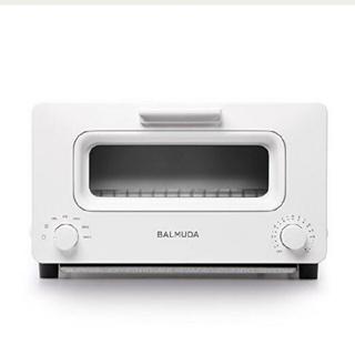 バルミューダ(BALMUDA)の【新品 未開封品】バルミューダ トースター ホワイト(調理機器)