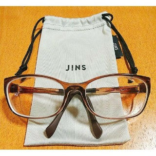 JINS ジンズ 花粉対策メガネ 花粉カット 度入り