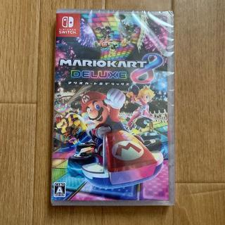 ニンテンドースイッチ(Nintendo Switch)の未開封 マリオカート8 デラックス(家庭用ゲームソフト)