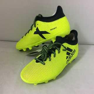 アディダス(adidas)のadidas エックス 17.3 HG J 新品 22.5cm(シューズ)