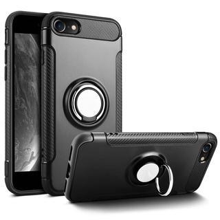 iPhone ケース スマホリング+強化ガラスフィルム(iPhoneケース)