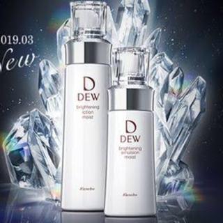 デュウ(DEW)のDEWブライトニング 化粧水さっぱり、乳液さっぱり(化粧水 / ローション)