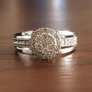 ダイヤモンドリング 超値下げ(リング(指輪))