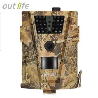 トレイルカメラ  ピース赤外線 Led  狩猟カメラ  防水 120-度(防犯カメラ)