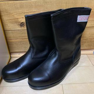 【新品、未使用】シモン 舗装靴 安全靴  半長靴 28.0(ブーツ)