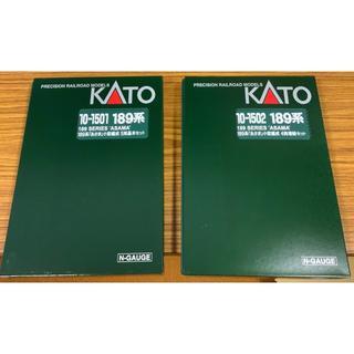 カトー(KATO`)の新品 KATO 10-1501 他 189系あさま 小窓編成(鉄道模型)