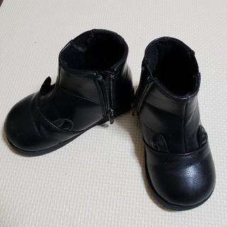 プティマイン(petit main)のpettit main ブーツ 14㎝(ブーツ)