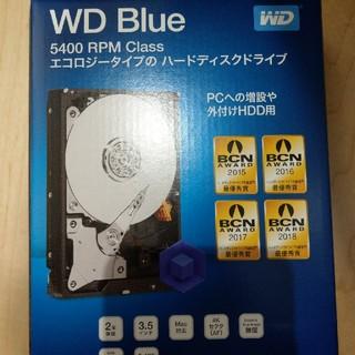 WD Blue 4TB WD40EZRZ-RT2 新品未使用(PCパーツ)