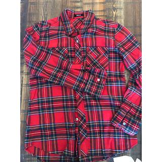 ズッカ(ZUCCa)のzucca チェックシャツ(シャツ/ブラウス(長袖/七分))