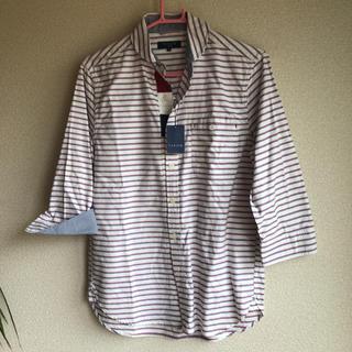 タカキュー(TAKA-Q)のタカキュー  シャツ  7部袖(Tシャツ/カットソー(七分/長袖))