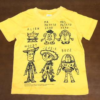ディズニー(Disney)の【新品】トイストーリーTシャツ キッズトップス ディズニーPIXAR(Tシャツ/カットソー)