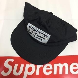 シュプリーム(Supreme)のSupreme Excellence 6-Panel 黒 Black(キャップ)