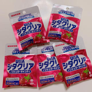ユーハミカクトウ(UHA味覚糖)のシタクリア(その他)