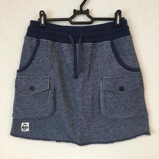 チャムス(CHUMS)のチャムス スウェットブッシュスカート(ミニスカート)