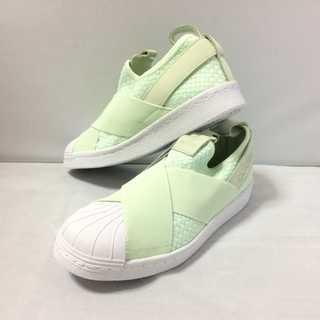 アディダス(adidas)のadidas SS SLIPON 新品 24.5cm(スニーカー)
