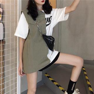 ザラ(ZARA)のアシンメトリーTシャツ😈(Tシャツ(半袖/袖なし))