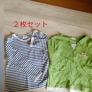 コンビミニ(Combi mini)の子供服男の子 2枚セット(Tシャツ/カットソー)