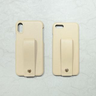Handgrip iPhone Case  iPhone7.8 ベージュ
