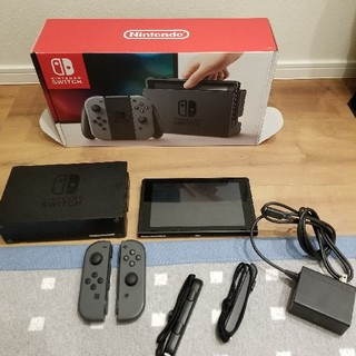 ニンテンドースイッチ(Nintendo Switch)のNintendoSwitch(家庭用ゲーム本体)