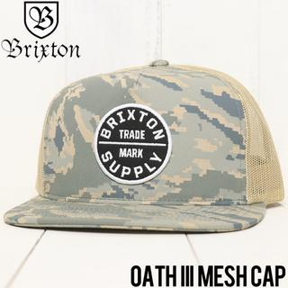 BRIXTON ブリクストン BRIXTON OATH III MESH CAP(キャップ)