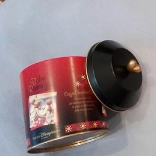 ディズニー(Disney)のディズニー 缶 円柱形(小物入れ)