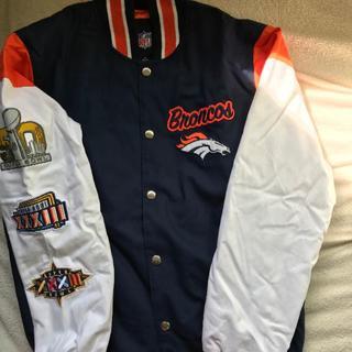 Denver Broncos ジャンパー(アメリカンフットボール)