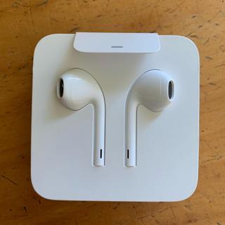 アップル(Apple)のSHIさん專用 新品 純正 iPhone イアホン 変換アダプター 付(ストラップ/イヤホンジャック)