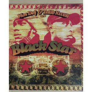 (希少)blackstar アナログLP(ヒップホップ/ラップ)