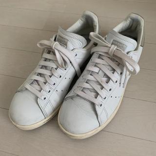 アディダス(adidas)のアディダス☆スタンスミス スニーカー レザー グレー 24(スニーカー)