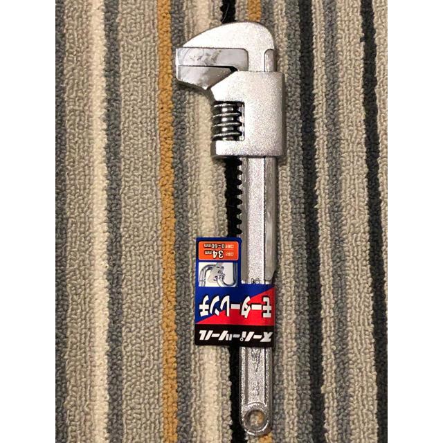 SUPER(スーパー)のモーターレンチ、口開き0〜60m m、口深さ34m m、スーパーツール スポーツ/アウトドアの自転車(工具/メンテナンス)の商品写真