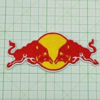 ◆ レッドブル ワッペン Red Bull レース ◆アイロン接着OK(その他)
