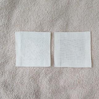 フォグリネンワーク(fog linen work)のfog linen work コースター 2枚セット(テーブル用品)