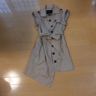 ダブルスタンダードクロージング(DOUBLE STANDARD CLOTHING)のダブスタ 春のトレンチ(トレンチコート)