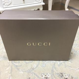グッチ(Gucci)のGUCCI 箱のみ(ラッピング/包装)