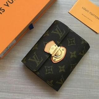 ルイヴィトン(LOUIS VUITTON)のLV 折りたたみ財布(財布)