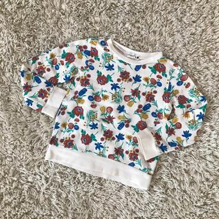 ブランシェス(Branshes)のブランシェス 可愛いトレーナー(Tシャツ/カットソー)