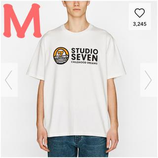 GU - GU♥️スタジオセブン Tシャツ M 新品未使用