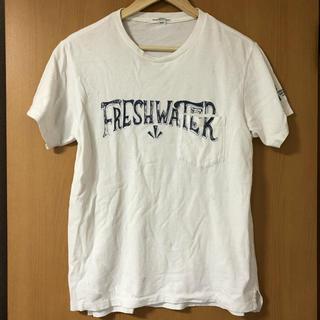 エンジニアードガーメンツ(Engineered Garments)のENGNEERED GARMENTS カットソー(Tシャツ/カットソー(半袖/袖なし))
