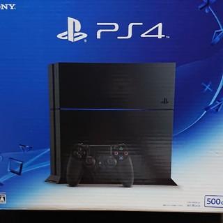 PlayStation4 - SONY☀️プレステ4☀️500GB☀️ブラック