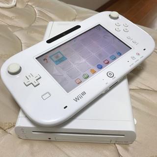 Wii U - WIIU本体とゲームパッドソフト6本付き