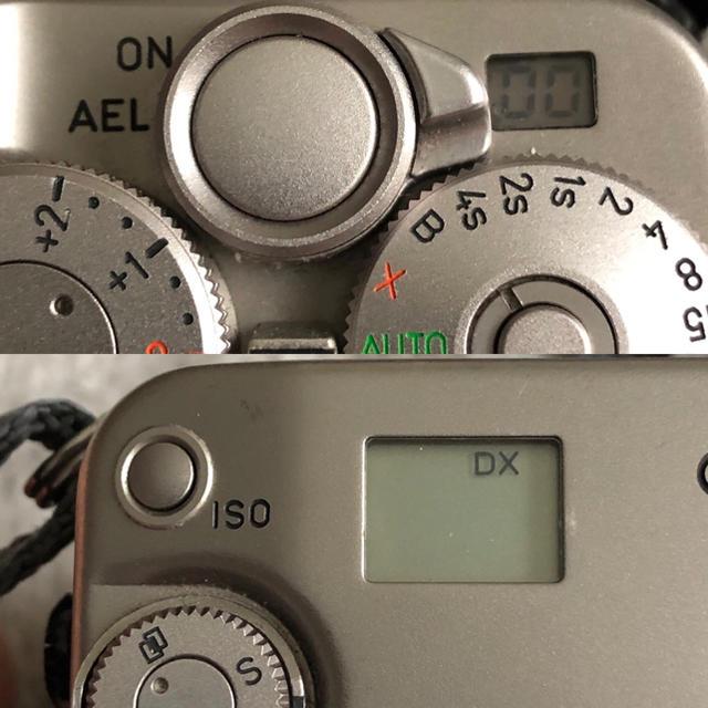 京セラ(キョウセラ)のCONTAX G2 本体 スマホ/家電/カメラのカメラ(フィルムカメラ)の商品写真