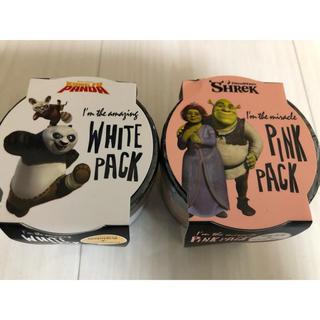 ディズニー(Disney)のシュレックパック ドリームワークス ウォッシュ オフ パック (パック / フェイスマスク)