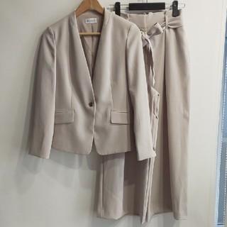 プラステ(PLST)のPLST ジャケット パンツ セット(スーツ)