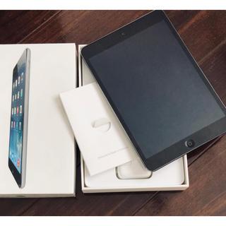 アイパッド(iPad)のiPad mini2 WiFi 16GB ME276J/A(タブレット)