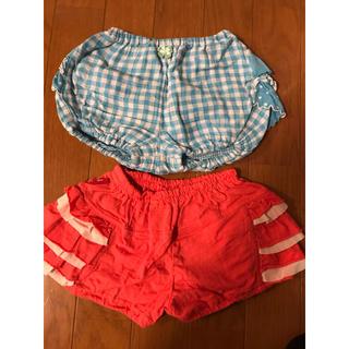 コンビミニ(Combi mini)のかぼちゃパンツ コンビミニ 女の子 サイズ80 (パンツ)