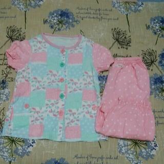 コンビミニ(Combi mini)の半袖パジャマ 綿100%   110(パジャマ)